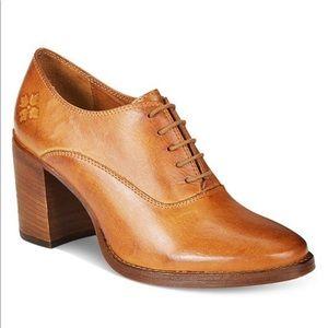 NEW Patricia Nash's Anna Oxford shoe bootie 8.5